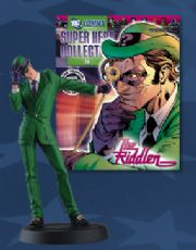 Eaglemoss DC Comics Super Hero Figurine Collection #016 The Riddler